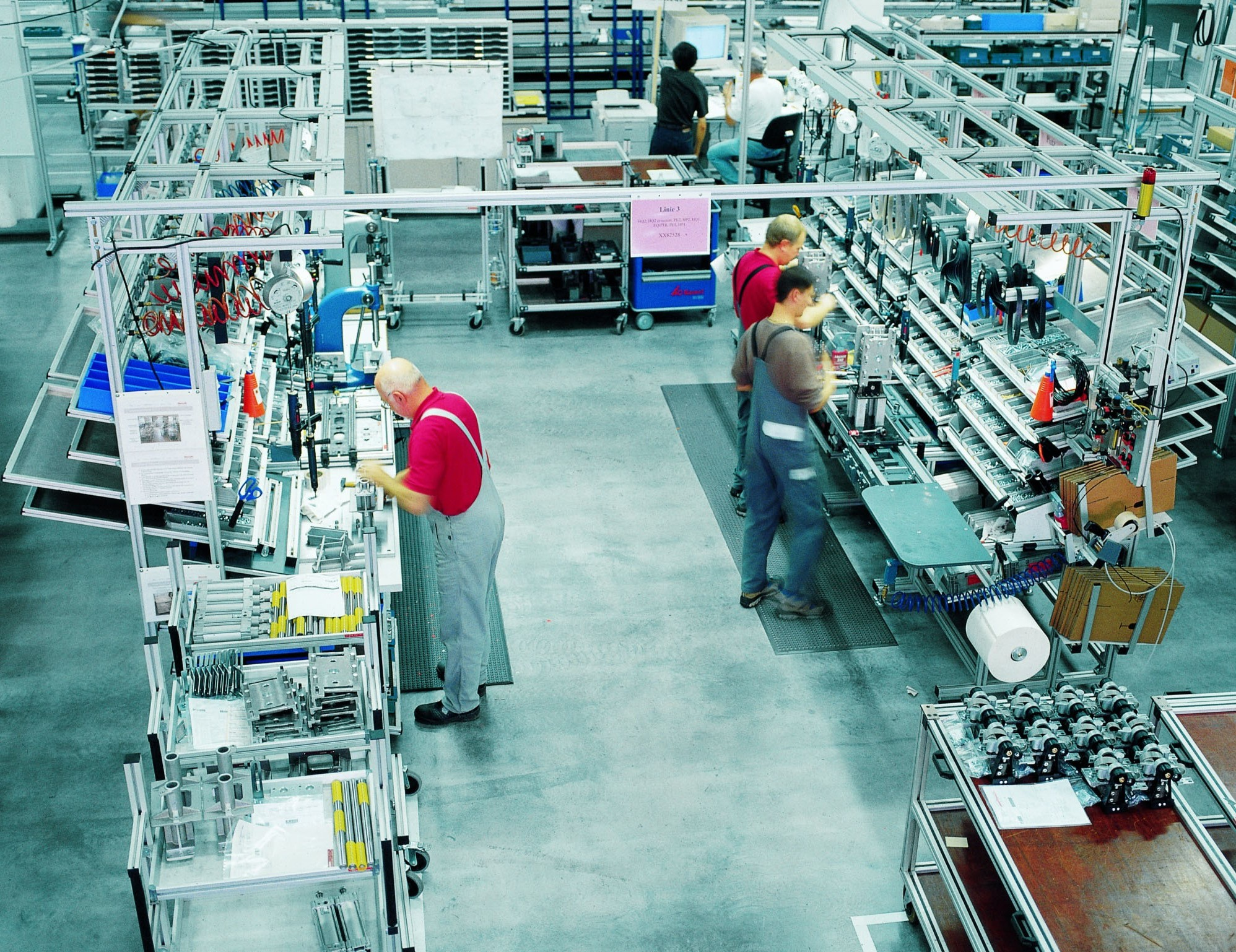 Bosch Rexroth Corp Pharmaceutical Manufacturing