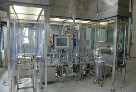 Advanced Aseptic Processing: closed-vial filling system from Aseptic Technologies