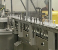 A New Vaccine Supply Strategy: Flumist packaging line