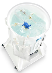Millipore Mobius MIX200 disposable mixing system