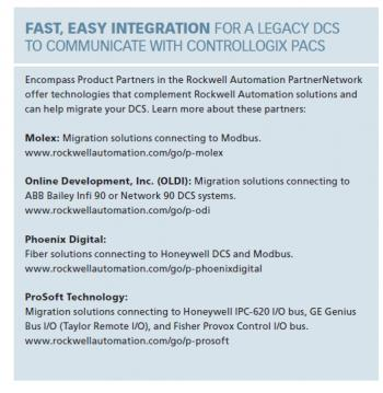 dcs migration results in system investment
